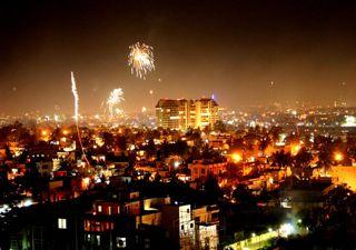 Diwali in New Delhi