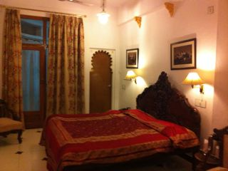 Hotel room in Udaipur