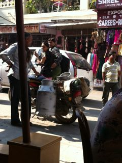 Milk distribution Jaisalmer