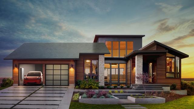 sursa fotografiei https://www.bloomberg.com/news/articles/2016-10-31/no-one-saw-tesla-s-solar-roof-coming