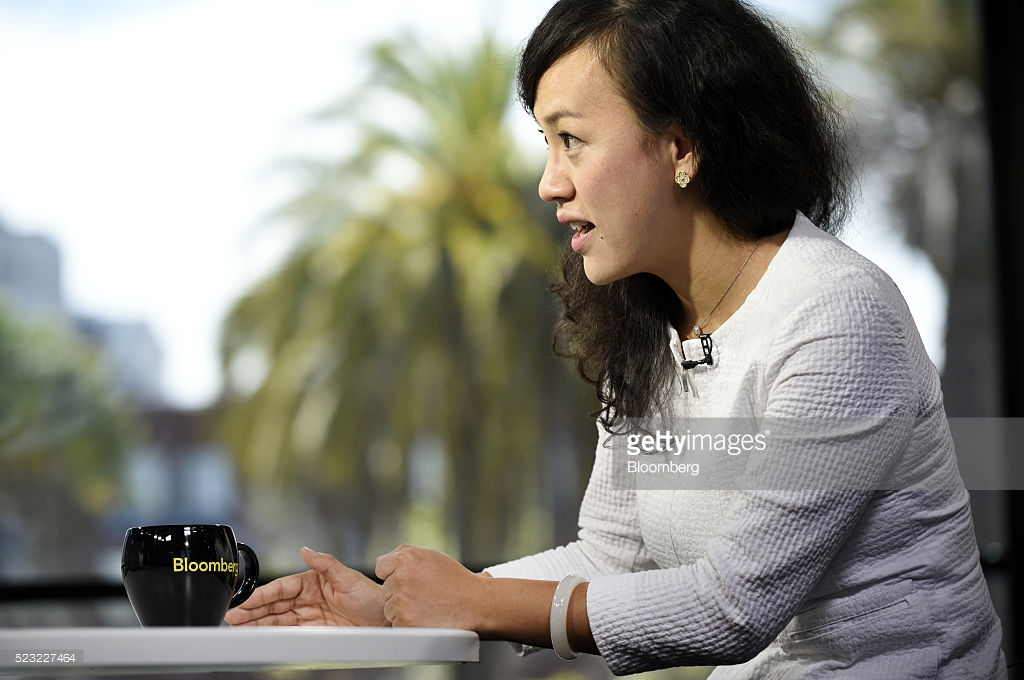 sursa imaginii http://www.gettyimages.com/event/didi-kuaidi-co-president-jean-liu-interview-632145473