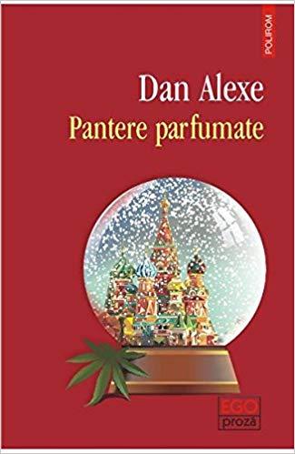 sursa imaginii https://www.amazon.com/Pantere-parfumate-Romanian-Dan-Alexe/dp/9734671146