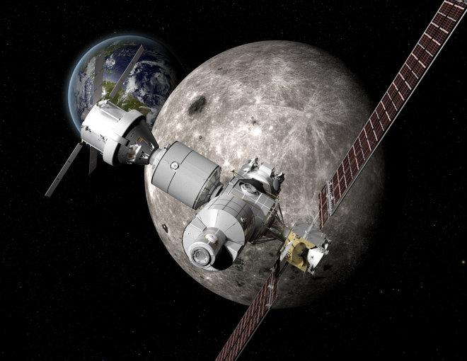sursa imaginii: space.com/39985-nasa-lunar-orbital-platform-gateway-science-plan.html